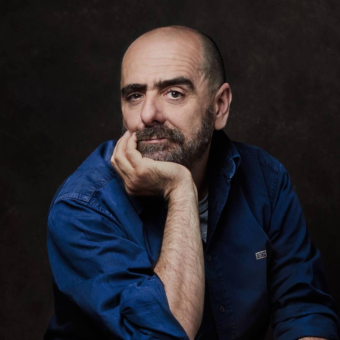 Incontro con l'autore: Angelo Calvisi | ZEST Letteratura sostenibile