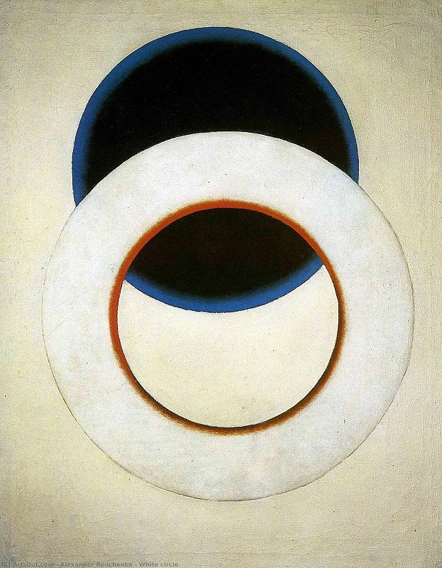 Alexander-rodchenko-white-circle - Zest Letteratura Sostenibile