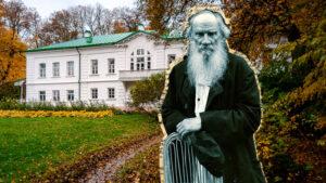 Tolstoj a jasnaja poljana